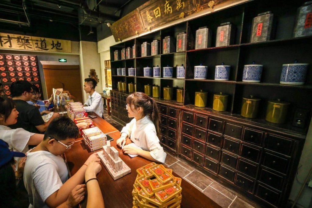 杭州中医馆前传:从叶种德堂到胡庆余堂,当然还少不了方回春堂和张同泰堂