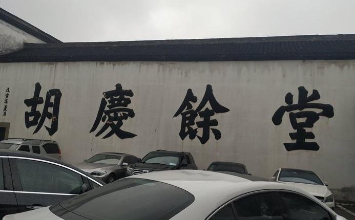 杭州胡庆余堂国药号(大井巷店)